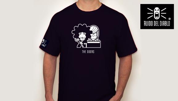 camiseta_doors