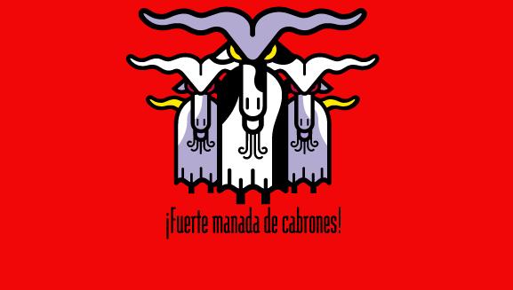 camiseta_graciosa_cabrones