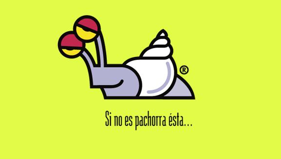 Ilustracion De Caracol Frases Típicas Canarias Camisetas